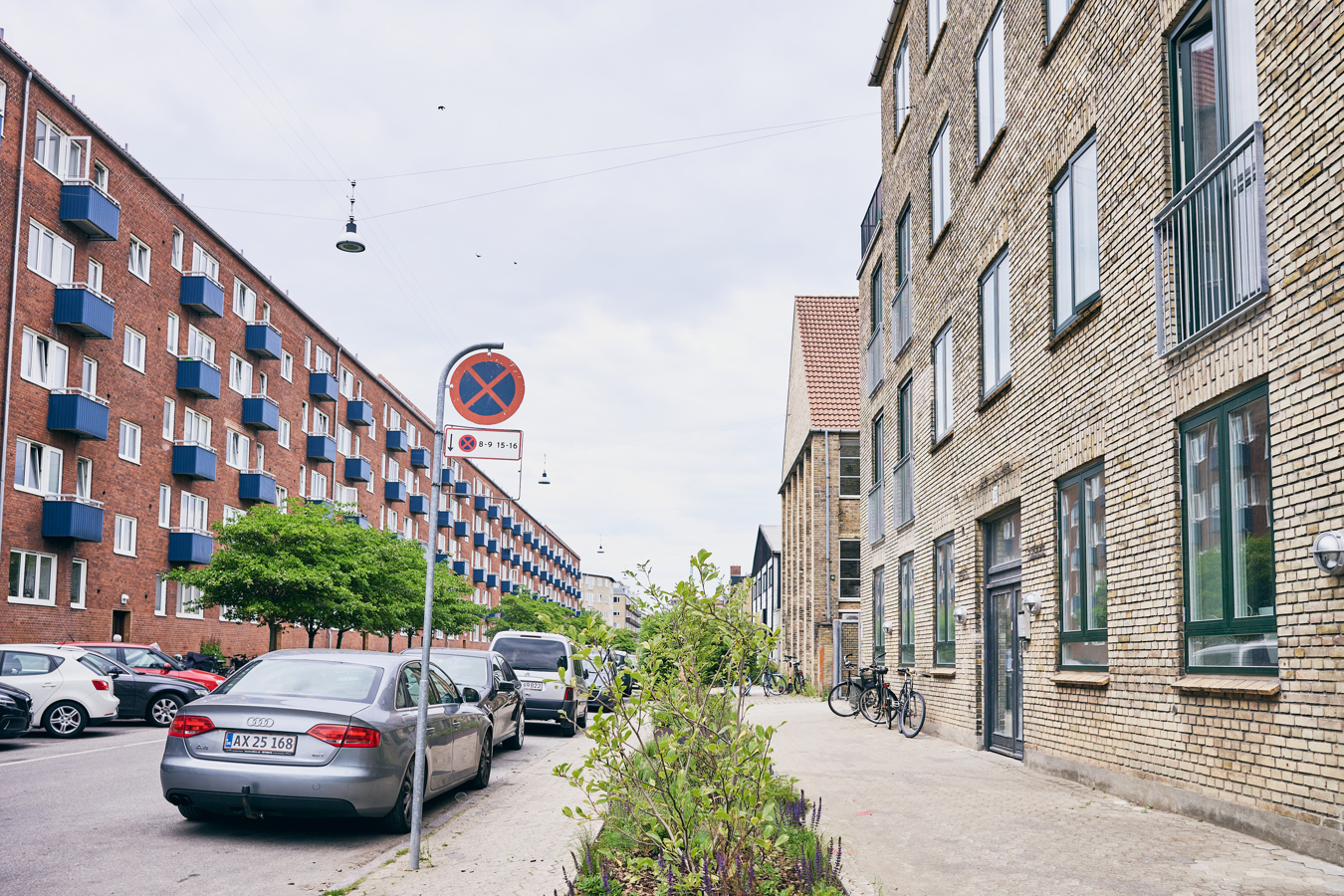Nyrnberggade 31, Amager